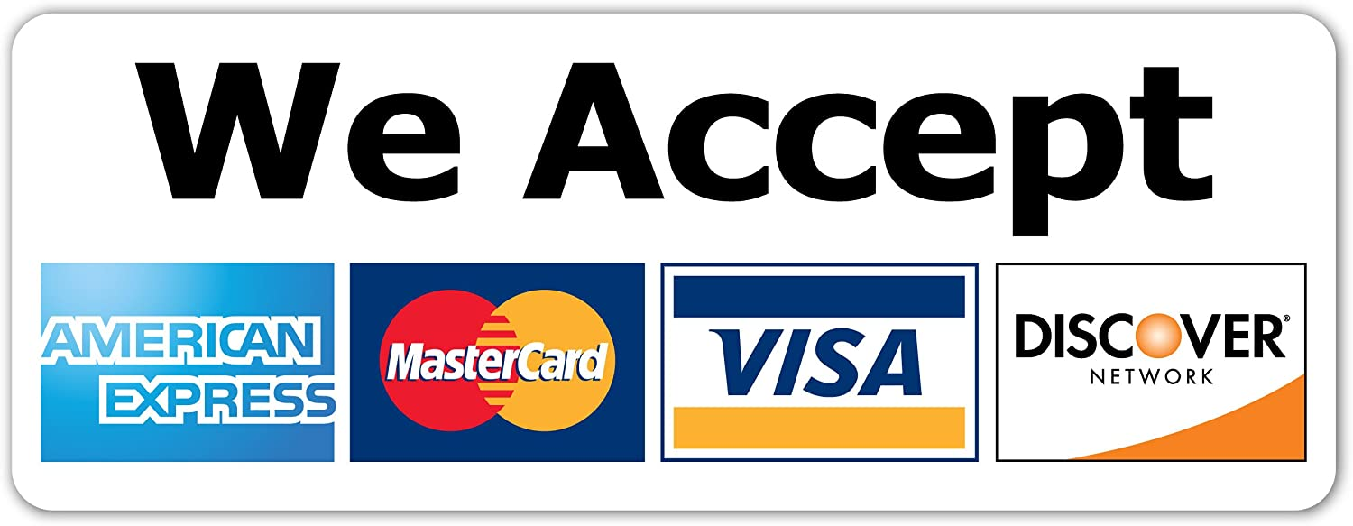 We Accept All Transactions