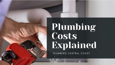 Plumbing Costs Explained